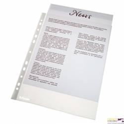 Koszulki groszkowe A4 40mic ESSELTE (100szt) 16690