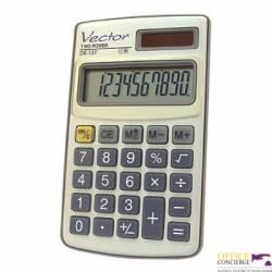 Kalkulator VECTOR DK-137 kiesz 10p