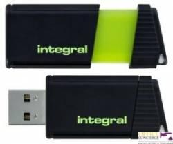 Pamięć USB INTEGRAL 128GB 2.0 Pulse INFD128GBPULSEGR