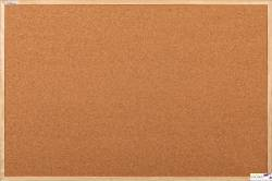 Tablica DATURA korkowa 90x60cm rama drewniana