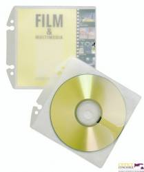 Koszulka na CD/DVD COVER EASY (10) 5223-19 COVER EASY