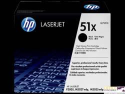Toner HP 51X (Q7551X) czarny 13000str