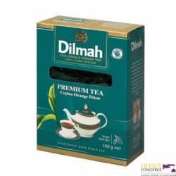 Herbata DILMAH CEYLON Premium tea ORANGE PEKOE liściasta 100g czarna sypka