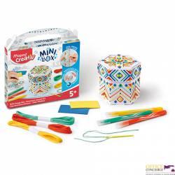 Zestaw ozdobne pudełko 907033 CREATIV MAPED