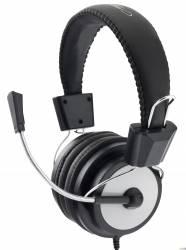 Słuchawki z mikrofonem EAGLE czarne EH154K ESPERANZA