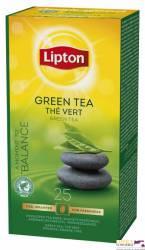 Herbata LIPTON zielona Green Tea Pure, 25 w kopertach