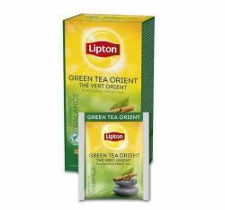 Herbata LIPTON GREEN ORIENT 25 torebek w folii