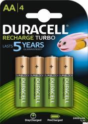 Akumulatorek AA 2400mAh B4 (4szt.) DURACELL 4620140
