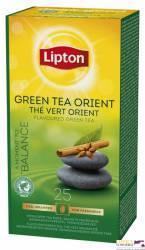 Herbata LIPTON Green Tea Orient (25 saszetek)