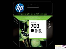 Tusz HP 703 (CD887AE) czarny 600str f735/D730/K209A/K510A