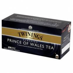 Herbata czarna Twinings Classics Prince of Wales 25 torebek z zawieszką