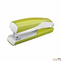 Zszywacz mini LEITZ NeXXt WOW 10 kartek zielony metaliczny 55281064