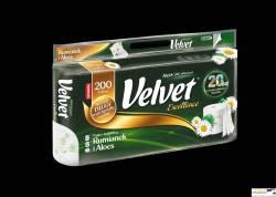 Papier toaletowy VELVET Excellence a8 rumiankowy(8) VELVET