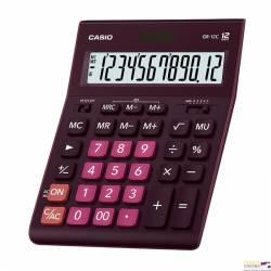 Kalkulator GASIO GR-12C-WR ciemna czerwień