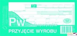 381-8 PW Przyjęcie wyrobu-jedp jednopozyc.MICHALCZYK I PROKOP