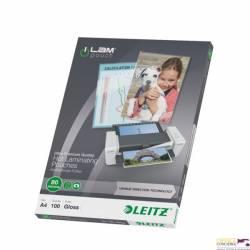 Folia do laminacji LEITZ iLAM UDT A4 80 mic. 74780000