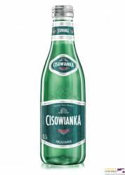 Woda Cisowianka Classique niegazowana 0,3 litra niegazowana, szkło