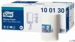 Ręcznik w roli mini 1 warstwa TORK Advanced 415 biały mini 100130