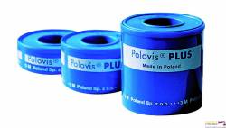 Hipoalergiczny przylepiec tkaninowy 5m x 50mm POLOVIS PLUS UU006386401