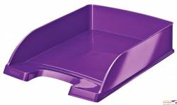 Półka na dokumenty LEITZ Plus fiolet metalik WOW 52263062