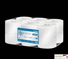 Papier toaletowy COMFORT JUMBO(12) ECO biały  2w 110m 4100539 VELVET