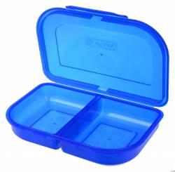 Śniadaniówka niebieska 0011415304/0490 HERLITZ