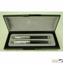 Komplet pióro wieczne+długopis KK360-PDV
