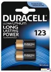 Bateria FOTO 123 Ultra M3 B2 DURACELL 4540101