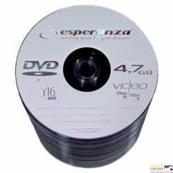 DVD-R ESPERANZA.4 7GB X16 100szt 1106