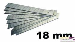 Ostrza do noży 18mm  (10) 130-1198 KW TRADE