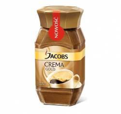 Kawa JACOBS Crema Gold rozpuszczalna  200g