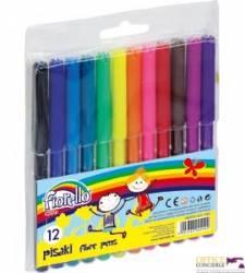 Flamastry FIORELLO 12 kolorów 160-1382 FIORELLO