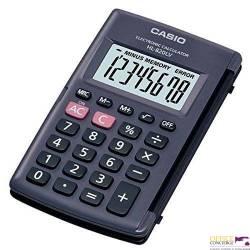 Kalkulator HL-820LV-S BK CASIO