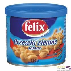 Orzeszki ziemne Felix solone 140g