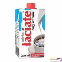 Mleko ŁACIATE UHT zagęszczone niesłodzone 250 ml