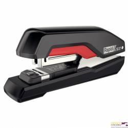 Zszywacz SUPREME S27 czarno-czerwony 30k RAPID 5000541