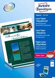 Papier do drukarek laserowych 1198-200 120g  AVERY