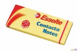 Bloczki samoprzylepne ESSELTE 40x50mm żółte 400 k 83012