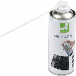 Sprężone powietrze , palne, 400ml, typu Q-CONNECT KF04499