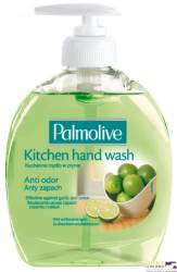 Mydło w płynie z dozownikiem PALMOLIVE 300ml antybakteryjne limonka 2705