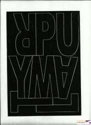 LITERY samop.10cm (9)czerwone ARTDRUK