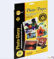 Papier foto YELLOW ONE A4 160g A20 błyszczący laser(L4G160) 150-1377