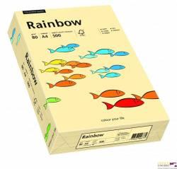 Papier xero kolorowy RAINBOW kość słoniowa R06 88042275