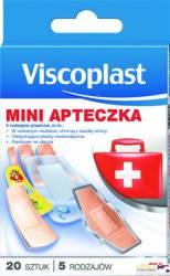 MINI APTECZKA zestaw plastrów na każdą okazję VISCOPLAST UU004247829