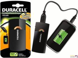 Ładowarka DURACELL USB 1150mAh(3-godzinna szt.) 4640140
