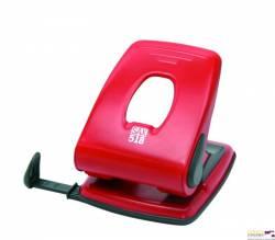 Dziurkacz SAX 518 czerwony 40k