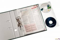 Koszulki na dokumenty i CD LEITZ Combo 47613103