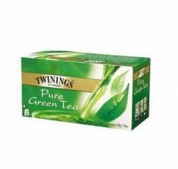Herbata Twinings zielona 50 g, 25 torebek z zawieszką