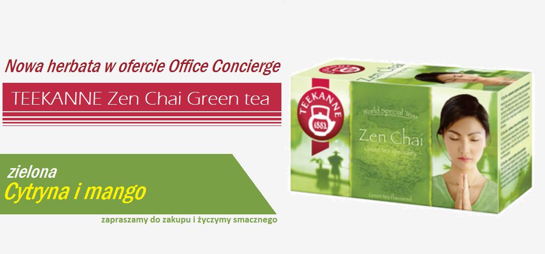 Herbata Teekanne Zen Chai